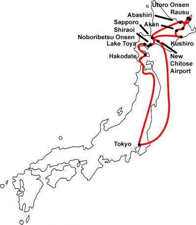 HRD Map