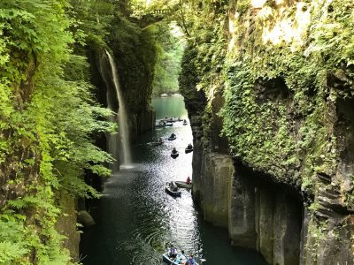 Shikoku and Kyushu Rail and Drive